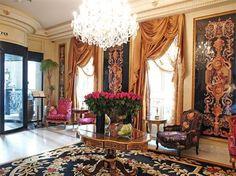 Pataviumart. Hotel Balzac, Paris, France / Available at Masha Shapiro Agency