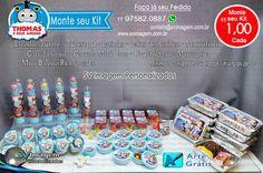 Economize muito na decoração de sua festa e na lembrancinha de aniversário das criança, MONTE SEU KIT no tema Thomas e Seus Amigos, essa decoração do Trenzinho chegou encher de alegria e diversão a seu aniversário, para uma Festa Infantil para meninos na cor azul claro e vermelho, temos lindas ideias e artes para sua festa ser um sucesso.  veja mais http://blog.svimagem.com.br ou peça por whatsapp 11 975820887  #kidsparty #kidspartyideas #scrapbooking #scrapbook #festa #festainfantil #love…