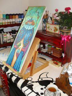 Studio Rubi Juarez Studio, Art, Art Background, Kunst, Studios, Performing Arts, Art Education Resources, Artworks