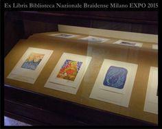 mostra concorso Ex Libris EXPO 2015 Rivetti M