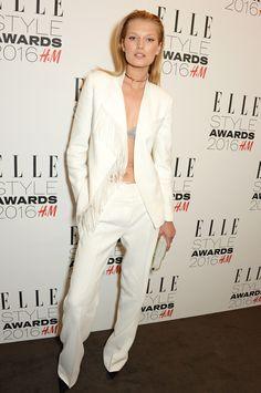 Toni Garrn aux Elle Style Awards 2016