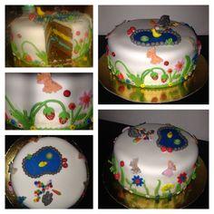 Cake spring Gâteau du printemps