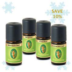 Primavera Life - Christmas Gift Winter Set - Essential Oil