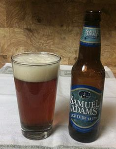 Samuel Adams Latitude 48 IPA from The Boston Beer Company