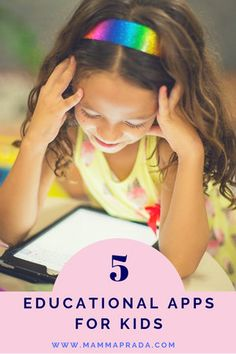5 educational Apps for Primary School aged children in 2019 Educational Apps For Kids, Learning Apps, Home Learning, Learning Resources, Learning Italian, Learning Spanish, Spanish Class, How To Speak Italian, French Flashcards