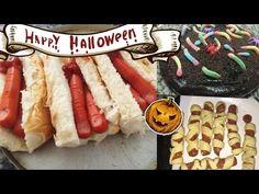 3 Receitinhas fáceis para o Halloween