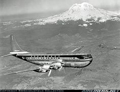 Northwest Boeing 377-10-30 Stratocruiser
