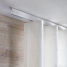 6 x Vertical Blind Top Fix Crochets//Clips Pour 39 mm//40 mm large tête Rail Track