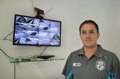 Blog do Diogenes Bandeira: Estádio Presidente Vargas recebe monitoramento por...