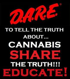 D.A.R.E  to tell the truth!