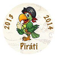Piráti, PORG Ostrava   Oficiální stránky naši třídy Nasa, Calendar, Fictional Characters, Fantasy Characters, Menu Calendar