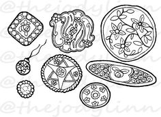 Museum Drawer: Waistcoat Buttons 3. Instant Download Digital Stamp Bundle. Line Art Illustration for Cards and Crafts Digital Stamps, Line Art, Drawer, Illustration Art, Museum, Buttons, Personalized Items, Cards, Etsy