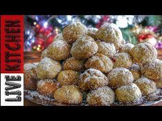 """""""Μεθυσμένα με λουκούμι & Καρύδι""""Λαχταριστά και εύκολα - Cookie Dessert in Syrup -(Sekerpare) - YouTube Life Kitchen, Kitchen Living, Love Is Sweet, Afternoon Tea, Biscuits, Cereal, Muffin, Tasty, Treats"""