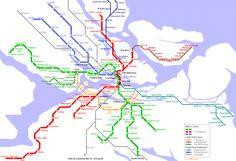 Sweden Subway Map - http://holidaymapq.com/sweden-subway-map.html