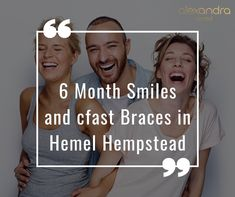 Straight teeth and a uniform smile can be achieved in just six months with the 6 Month Smiles and Cfast braces system at Alexandra Dental, we offer patients a choice of orthodontic solutions and simply smile with all type of braces in Hemel Hempstead. Space Between Teeth, Types Of Braces, Teeth Alignment, Hemel Hempstead, Increase Confidence, Dental Veneers, Best Oral, Self Conscious