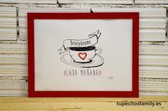 Muaaa!  Marchando un besito mañanero. #buenosdias #besos #amor #love #santupecin #tupecitos #TupecitosFamily