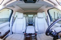 Vogue LimoPresident « Procópio Limousines