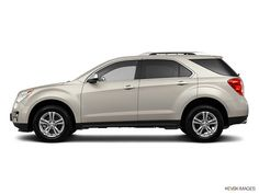 won 1 affordable compact SUV 2012 Chevrolet Equinox Pictures