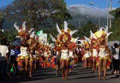 Carnaval de Guadeloupe 2015 - Easîles