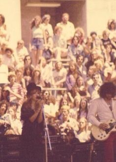 Fleetwood Mac.  A day on the Green Festival.