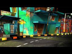 Animation Short Film Painting