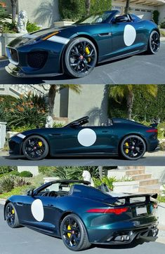 Jaguar F Type, Collector Cars For Sale, Ali, Projects, Log Projects, Blue Prints, Ant