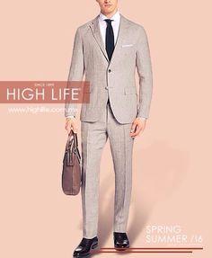 El primer paso para adquirir un traje es imaginarlo y considerar la ocasión para el que será utilizado. #HugoBoss