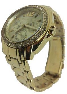 women watches | Gold watches store Michael Kors Women's 'Cameron' Round Gold Bracelet Watch – MK5691
