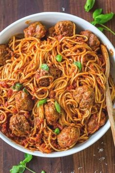 27 reviews · 1 hour · Serves 4 · This Spaghetti and Meatball recipe from Delish.com proves everything is better homemade.