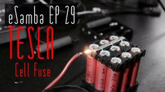TESLA style battery cell Fuses 18650 DIY EV - eSamba - Hobbies paining body for kids and adult Whitening Cream For Face, Solar Generator, Diy Magnets, Energy Projects, Power Energy, 18650 Battery, Lead Acid Battery, Alternative Energy, Cool Diy Projects