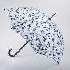 Fulton Classic Kensington Umbrella in Porcelain Blue