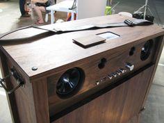 yu kwang soo: speaker furniture