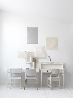 Soft white and naturals - via cocolapinedesign.com