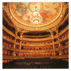 AD Classics: Paris Opera / Charles Garnier   ArchDaily