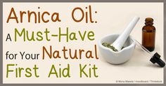 Arnica oil's benefits include relieving pain and helping heal bruises and sprains – discover its other uses, composition, and why it's a must-have at home.…