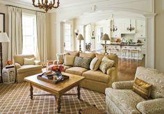 Dream Living Inspiration from Sevier & White Interiors