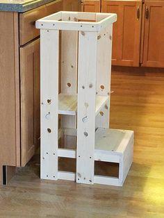 safe step stool child safety kitchen stool mommy 39 s helper kitchen helper learning center. Black Bedroom Furniture Sets. Home Design Ideas