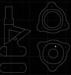 Machine Tools, Cnc Machine, Diy Cnc Router, Cnc Projects, 3d Laser, Dremel, Illustration, Milling, Squat