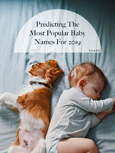 Check out this list of names that are bound to get more popular in 2019 and see if any of them catch your eye. Or, if you're against popular names altogether, these are 40 names you should probably avoid. Baby Girl Names Unique, Popular Baby Names, Animals For Kids, Baby Animals, Cute Babies, Baby Kids, Vintage Crib, Baby Name List, Baby Memories