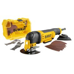 DEWALT 29-Piece 3-Amp Oscillating Tool Kit