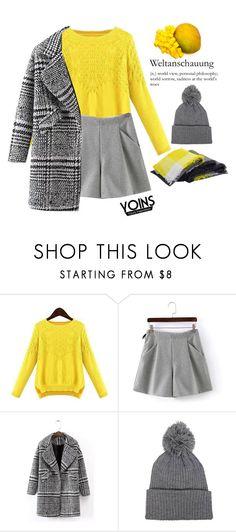 """""""#Yoins"""" by credentovideos ❤ liked on Polyvore"""