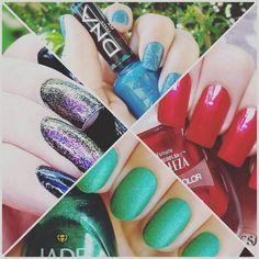 https://flic.kr/p/TzCffg   Tem muita #esmaltada linda com as unhas das leitoras lá no blog hoje! . . . . #mundodahelen #esmaltes #nails #esmaltenasunhas