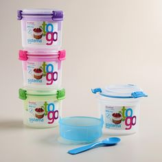 Klip-It Breakfast-to-Go Container | World Market