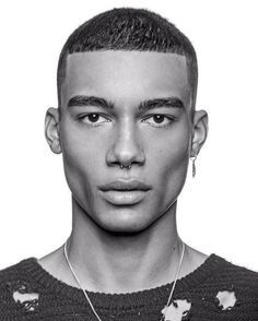 Reece King by Kevin Luchmun Face Reference, Photo Reference, Portrait Inspiration, Character Inspiration, Beautiful Men, Beautiful People, Fotografie Portraits, Poses References, Face Photography