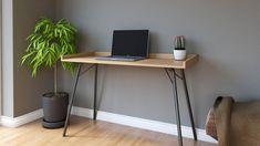 Woodman Schreibtisch »Rayburn« im schlichten skandinavischen Design