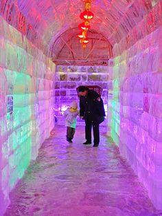 R Todd King: China Photos 2005 - Harbin Winter
