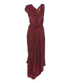 Silk Cartie' Dress #AW16