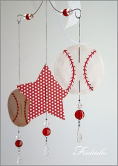 baseball baby nursery - Google Search this is cute, could easily be made with any type of decorations/colors