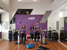 Go20 from Chadera   Israel with their studio and miha bodytec devices! #mihabodytec #go20 #ems #emstraining רחוב הגיבורים 67 צמוד לקניון Chadera +972 4-699-2204 Muscle, Training, Fitness, Sports, Studios, Gym, Hs Sports, Work Outs, Muscles