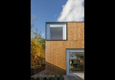 AAVA unwraps pine-clad house in Blackheath | News | Architects Journal